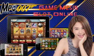 Game Mesin Slot Online